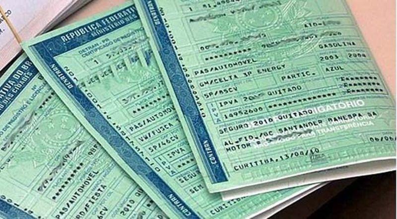 Detran não emitirá mais CRLV (Certificado de Registro de Licenciamento de  Veículo) impresso; documento será emitido eletronicamente | Portal Foca Lá