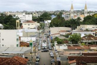Visão aérea cidade de Formosa-GO. Foto: Marcelo Ferreira