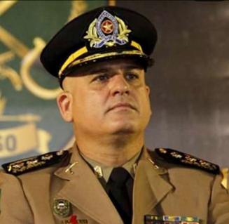 Coronel Ricardo Rocha - Foto: reprodução facebook
