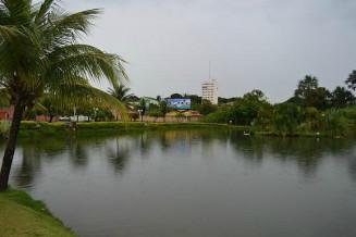 Foto do Lago do Vovô em Formosa  (Foto: Trip Advisor)