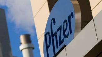 (Arquivo) A farmacêutica Pfizer - AFP/Arquivos