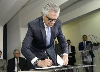 Governador Ronaldo Caiado (Foto: Governo do Estado)