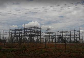 Subestação Itiquira. Foto: José Santana