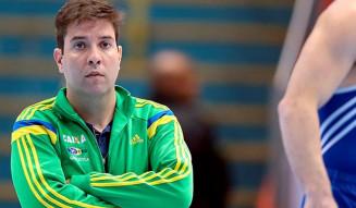 Fernando de Carvalho Lopes, ex-técnico da seleção masculina de ginástica | Foto: Ricardo Bufolin/CBG