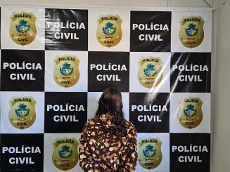Foto: Divulgação Polícia Civil de Alto Paraíso-GO