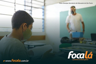 Foto: Divulgação Secretaria de Educação de São Paulo