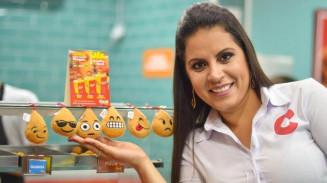 A Carol Coxinhas, franquia criada por Martinelli, tem até fãs espalhados pelo Brasil